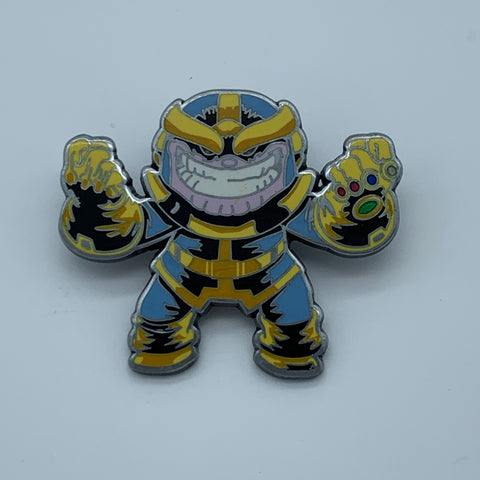 SKOTTiE YOUNG THANOS SDCC 2015 MARVEL EXCLUSiVE ENAMEL PiN