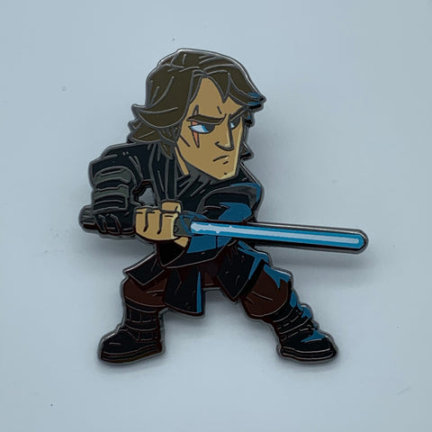 ANAKiN SKYWALKER STAR WARS CELEBRATiON 2017 EXCLUSiVE ENAMEL PiN