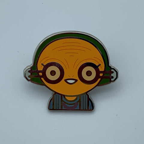 MAZ KANATA STAR WARS CELEBRATiON 2016 EXCLUSiVE ENAMEL PiN