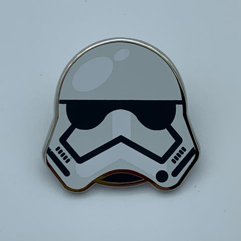 FiRST ORDER STORMTROOPER STAR WARS CELEBRATiON 2016 EXCLUSiVE ENAMEL PiN