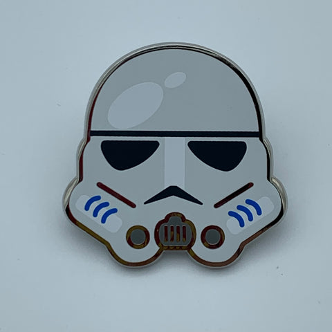 STORMTROOPER STAR WARS CELEBRATiON 2016 EXCLUSiVE ENAMEL PiN