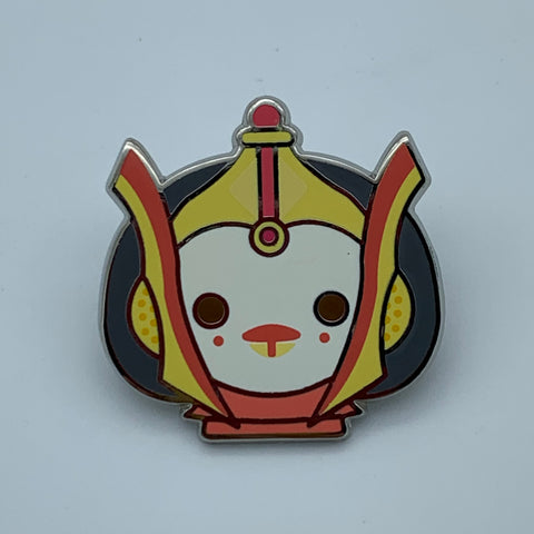 QUEEN AMiDALA STAR WARS CELEBRATiON 2016 EXCLUSiVE ENAMEL PiN