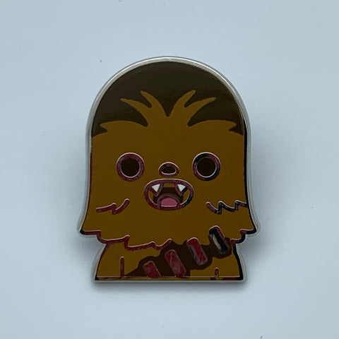 CHEWBACCA STAR WARS CELEBRATiON 2016 EXCLUSiVE ENAMEL PiN