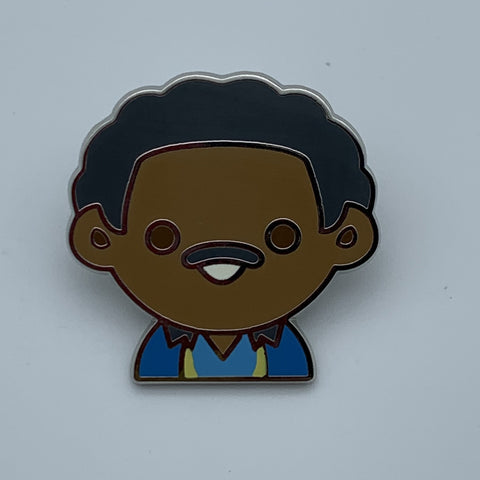 LANDO CALRiSSiAN STAR WARS CELEBRATiON 2016 EXCLUSiVE ENAMEL PiN