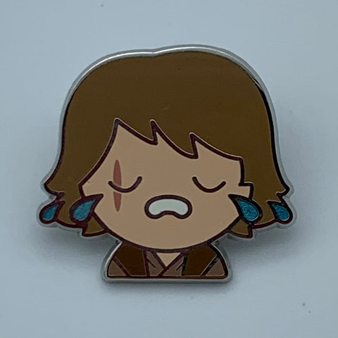 CRYiNG ANAKiN SKYWALKER CHASE VARiANT STAR WARS CELEBRATiON 2016 EXCLUSiVE ENAMEL PiN