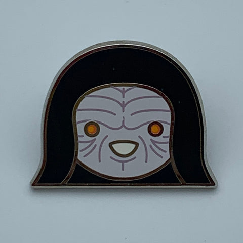 EMPEROR PALPATiNE EMPLOYEE EXCLUSiVE STAR WARS CELEBRATiON 2016 EXCLUSiVE ENAMEL PiN