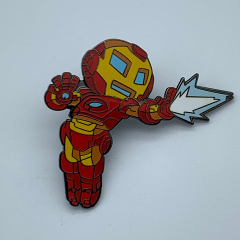 SKOTTiE YOUNG iRON MAN MARVEL MADE 2020 EXCLUSiVE ENAMEL PiN