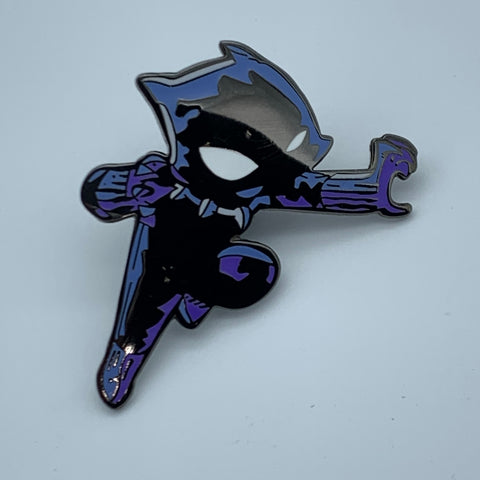SKOTTiE YOUNG BLACK PANTHER MARVEL MADE 2020 EXCLUSiVE ENAMEL PiN