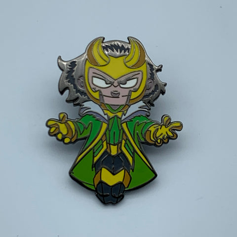 SKOTTiE YOUNG LOKi MARVEL MADE 2020 EXCLUSiVE ENAMEL PiN