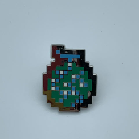 CMD PAC-MAN MELON ENAMEL PiN