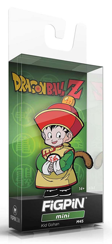 FiGPiN MiNi DRAGON BALL Z KiD GOHAN #M45