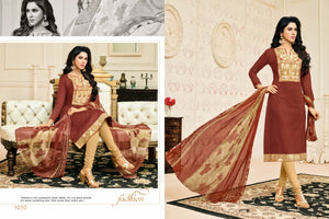 Fabulous Maroon color Salwar Suit
