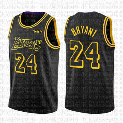 Kobe Bryant Basketball Jersey LeBron James Lower Merion Youth Kid's ncaa 2020 New Jerseys Los Angeles Lakers