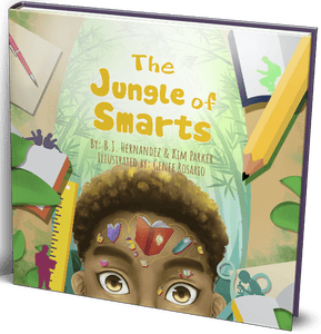 "The Jungle of Smarts ""TEACHERS CHOICE"""