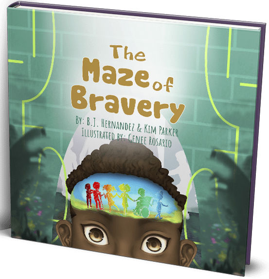 The Maze of Bravery (PRE-ORDER)  2020