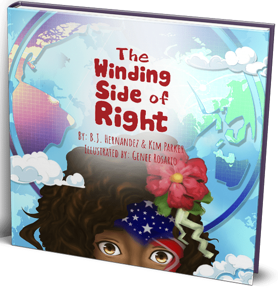 The Winding Side of Right***(PRE-ORDER) 2020