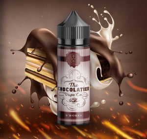 The Chocolatier Vape Co - S'mores 100ML