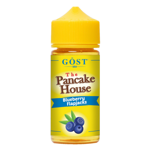 Pancake House - Blueberry Flapjacks 100ml