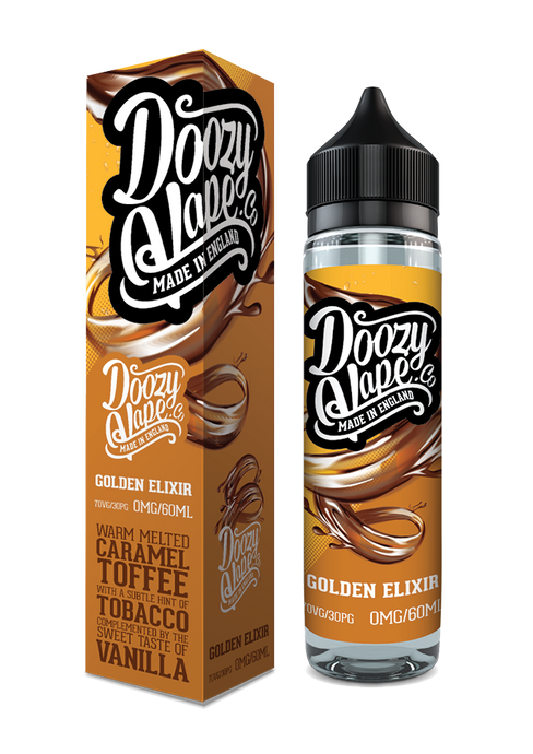 Doozy Desserts - Golden Elixir 60ml
