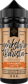 Yorkshire Barista - Caramel Latte 100ml