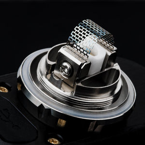 GEEKVAPE ZEUS X MESH BUILD DECK