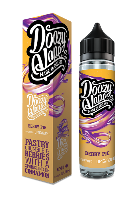 Doozy Desserts - Berry Pie 60ml