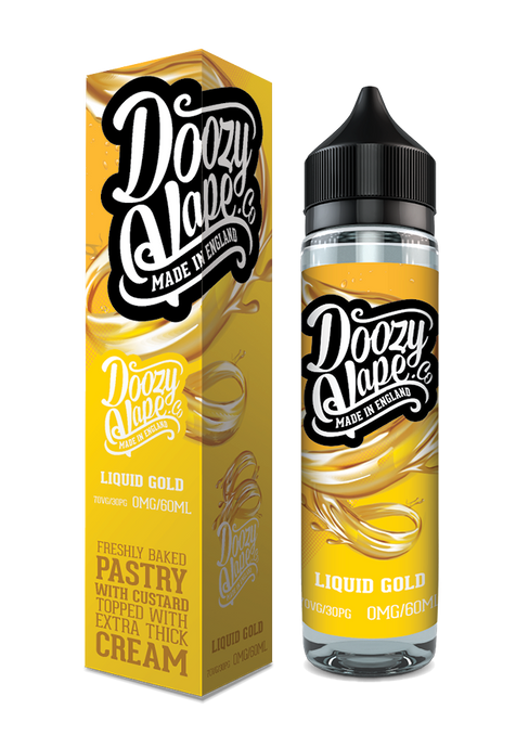 Doozy Desserts - Liquid Gold 60ml
