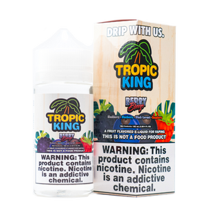 Tropic King - Berry Breeze 100ml