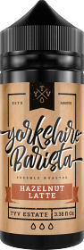Yorkshire Barista - Hazelnut Latte 100ml
