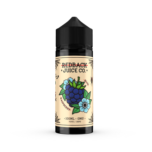 Redback Juice Co. - Blue Raspberry 100ml