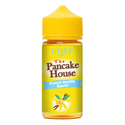 Pancake House - French Vanilla Stacks 100ml
