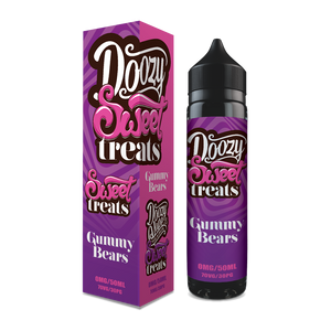 Doozy Vape Co - Gummy Bears 60ML