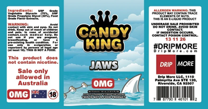 Candy King - Jaws 100ml