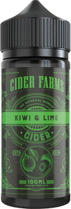 Cider Farms - Kiwi & Lime 100ml