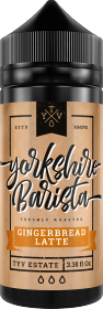 Yorkshire Barista - Gingerbread Latte 100ml