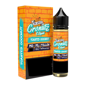 Cronutz - Toasted Coconut 60ml