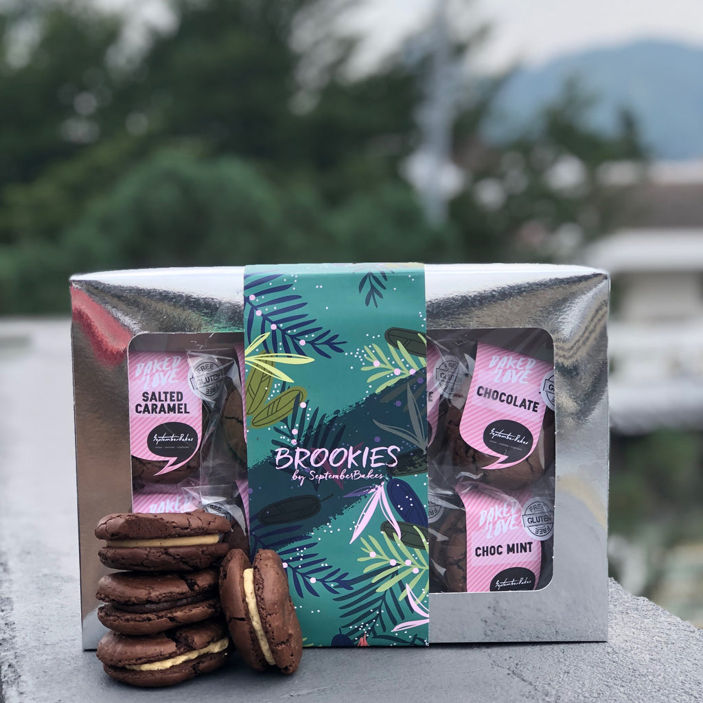 Brookies 8-Pcs Set
