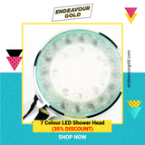 LED Shower Head (35% Discount)