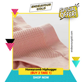 (Buy 2 Take 1) Honeycomb Hiphugger