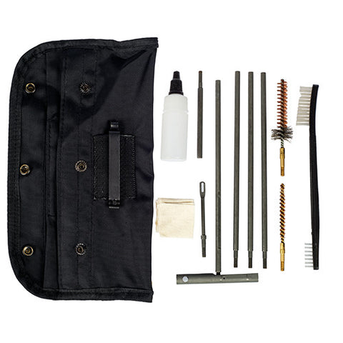 Tac Shield M16ar15 Butt Stock Cleaning Kit Safe House Tactical
