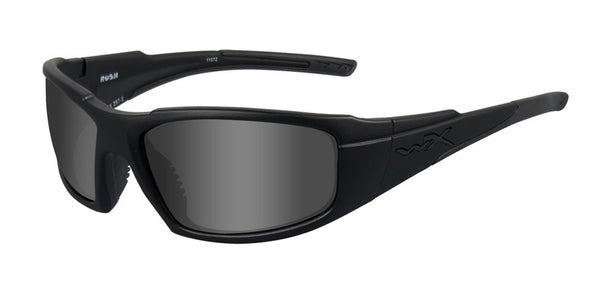 Wiley X Active WX Rush (Rush Grey Lens/Matte Black Frame)
