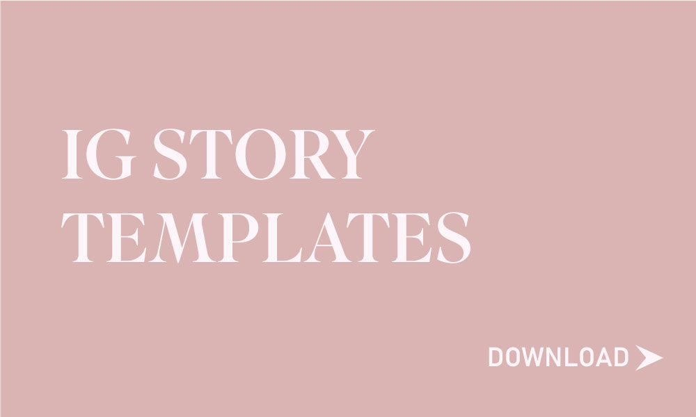 ig story templates
