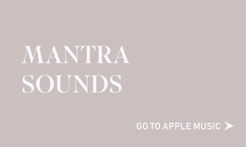 mantra sounds apple music