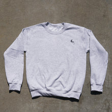 Load image into Gallery viewer, Protect Your Aura Crewneck Sweater (Grey)