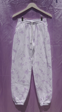 Load image into Gallery viewer, Lavender Tie Dye Lounge Set XS