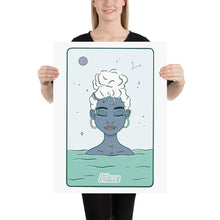Load image into Gallery viewer, Pisces Character Poster Print