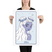 Load image into Gallery viewer, Libra Character Poster Print