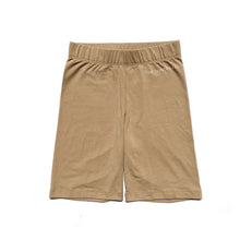 Load image into Gallery viewer, Logo Bike Shorts (Hazelnut)