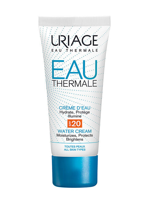 EAU THERMALE - LIGHT WATER CREAM SPF20