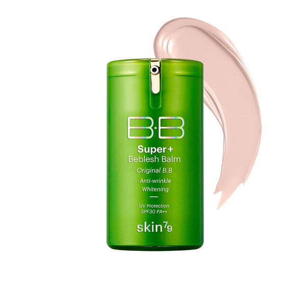 BB Cream Green